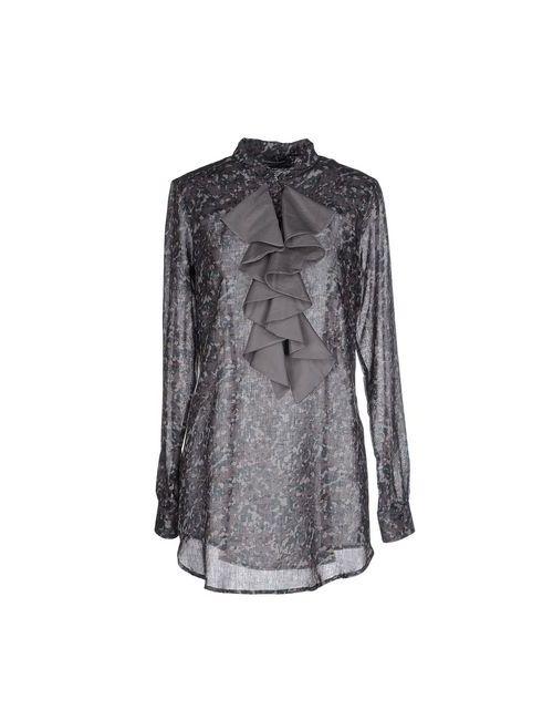 La Camicia Bianca | Женская Серая Блузка
