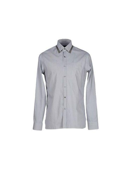 Lanvin | Мужская Серая Pубашка