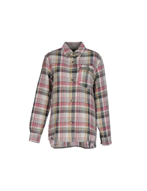 Isabel Marant | Мужская Розовая Pубашка