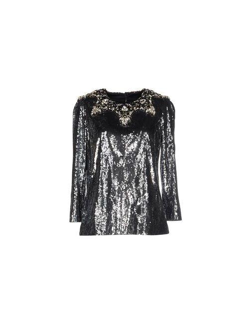 Dolce & Gabbana | Женская Серая Блузка