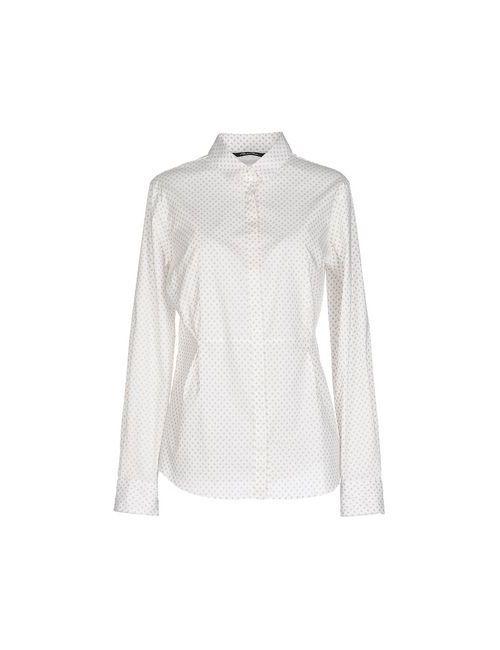 Brebis Noir | Мужская Белая Pубашка