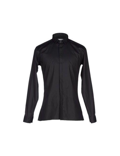 Billtornade | Мужская Черный Pубашка