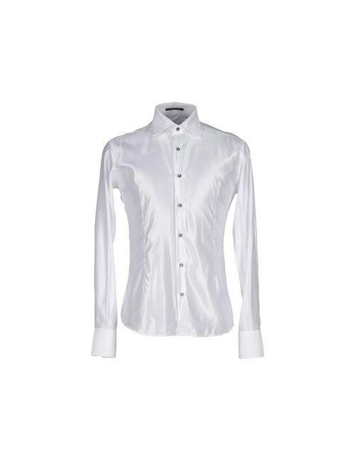 Vking | Мужская Белая Pубашка