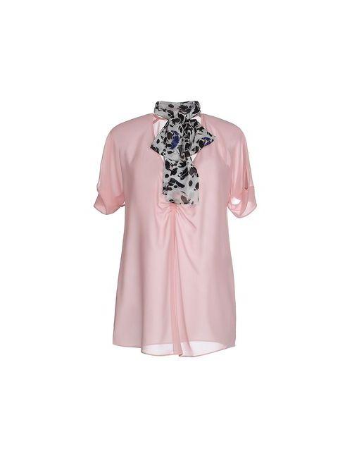 Just Cavalli | Женская Розовая Блузка