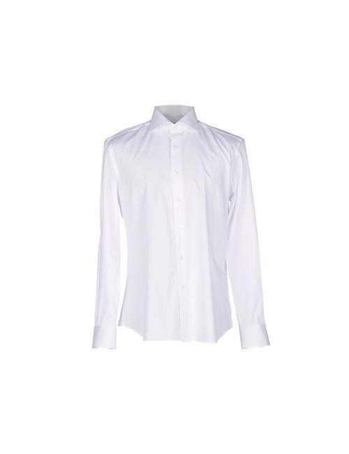 Xacus | Мужская Белая Pубашка
