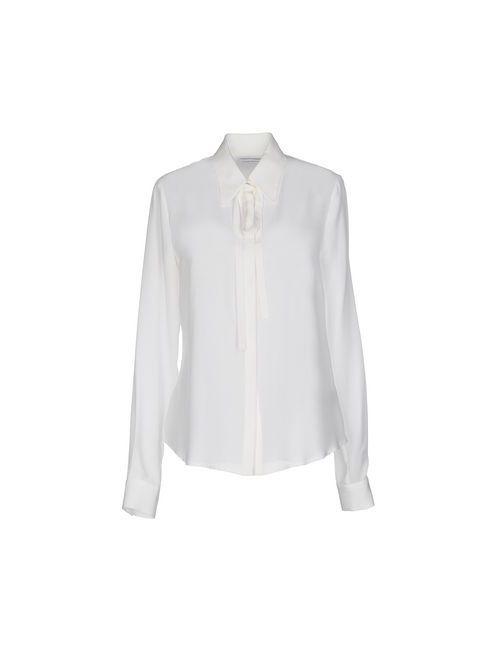 Costume National | Мужская Белая Pубашка