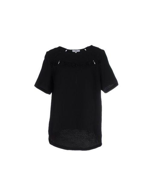 Suncoo | Женская Чёрная Блузка