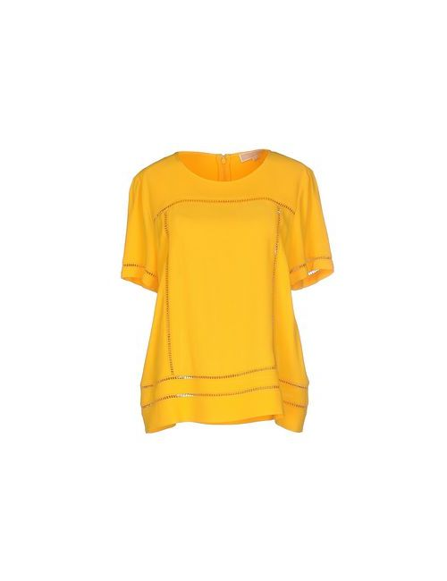 Michael Michael Kors | Женская Жёлтая Блузка