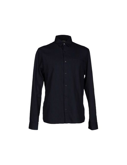 Calvin Klein Jeans | Мужская Синяя Pубашка