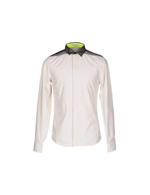 COSTUME NEMUTSO | Мужская Бежевая Pубашка