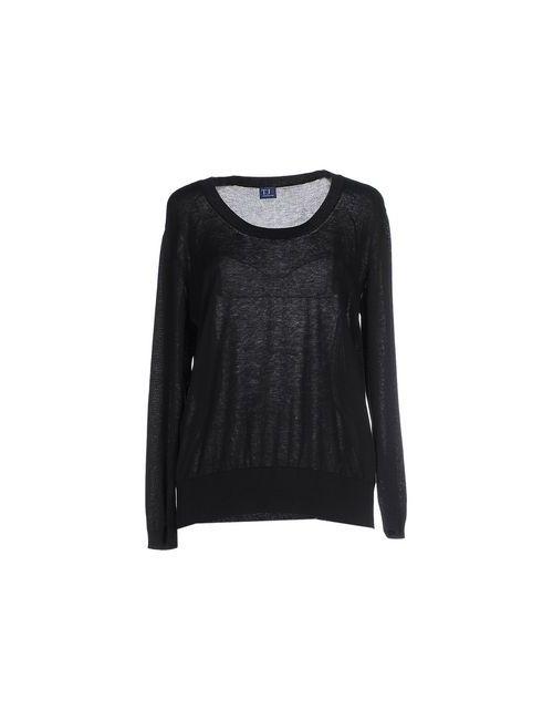 Trussardi Jeans | Чёрный Свитер