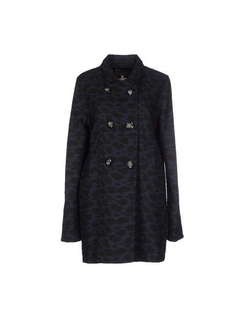 Essentiel | Мужское Чёрное Пальто