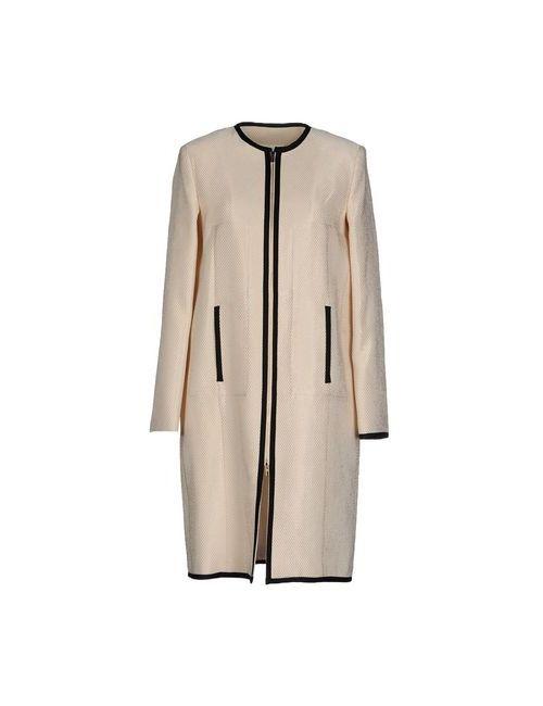 Blumarine | Женское Бежевое Легкое Пальто