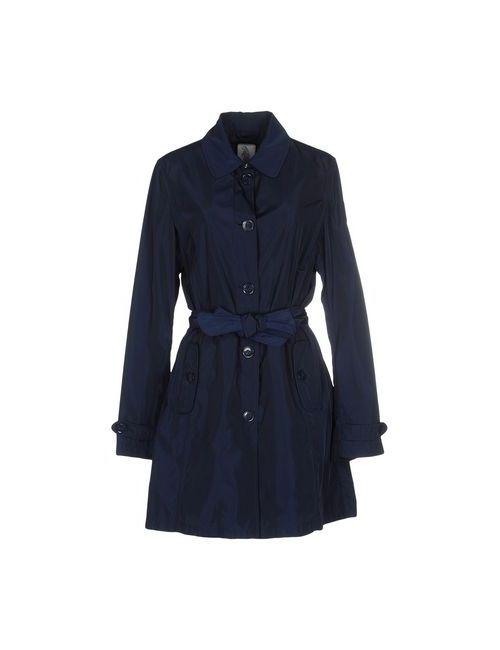 Refrigue | Женское Синее Легкое Пальто