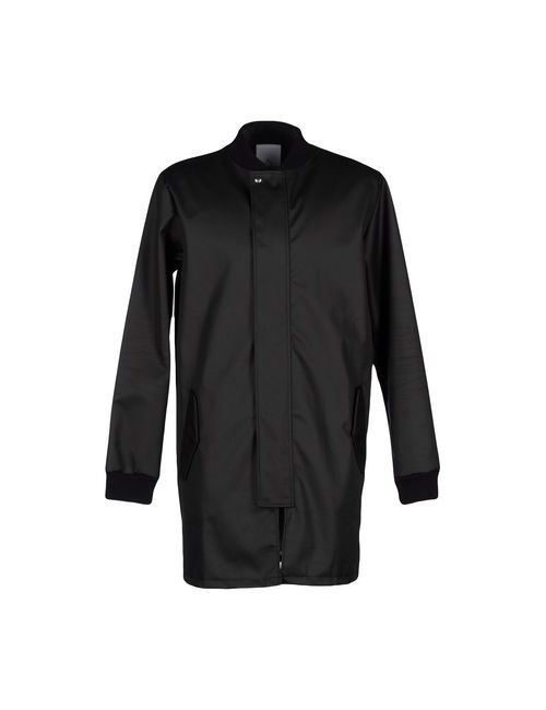 Choice Nicola Pelinga | Женское Чёрное Легкое Пальто