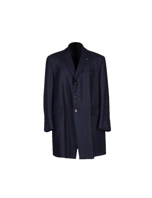 Lardini | Мужское Синее Пальто