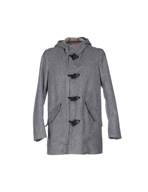Rrd | Мужское Серое Пальто