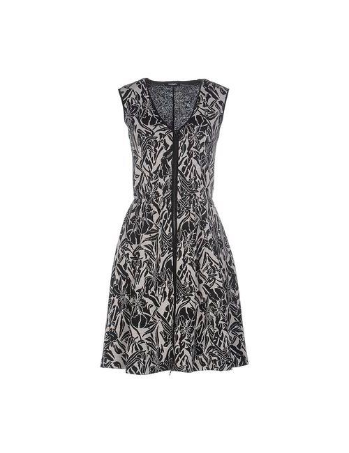 Max & Co. | Женское Серое Короткое Платье