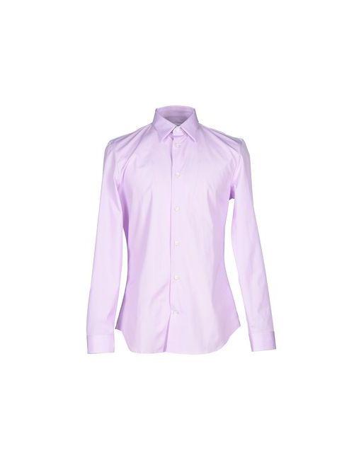 Maison Margiela | Женская Фиолетовая Pубашка