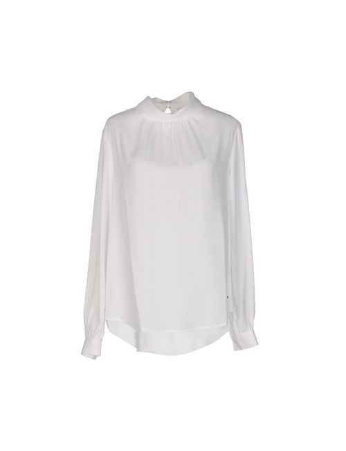 Tommy Hilfiger | Женская Белая Блузка