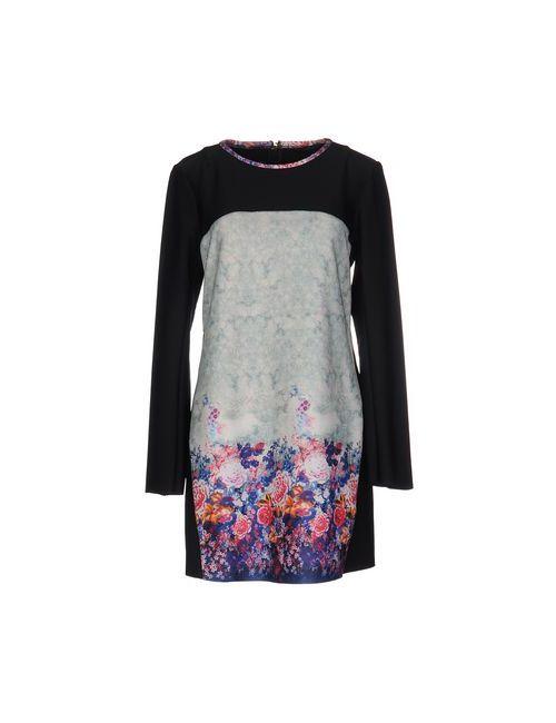 Silvian Heach | Женское Черный Короткое Платье