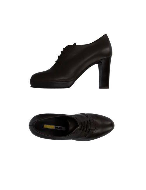 Manas | Мужская Коричневая Обувь На Шнурках