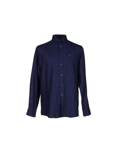 Façonnable | Женская Синяя Pубашка