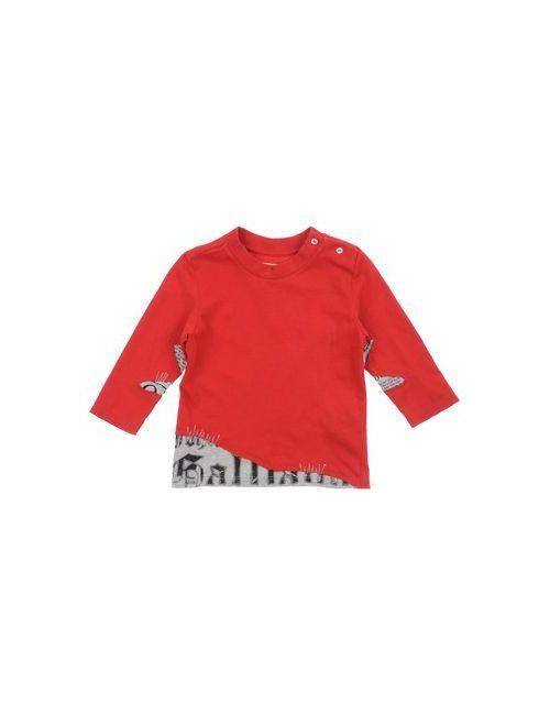 JOHN GALLIANO KIDS | Женская Красная Футболка