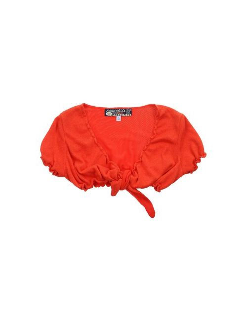 Simonetta Jeans | Женское Красное Болеро