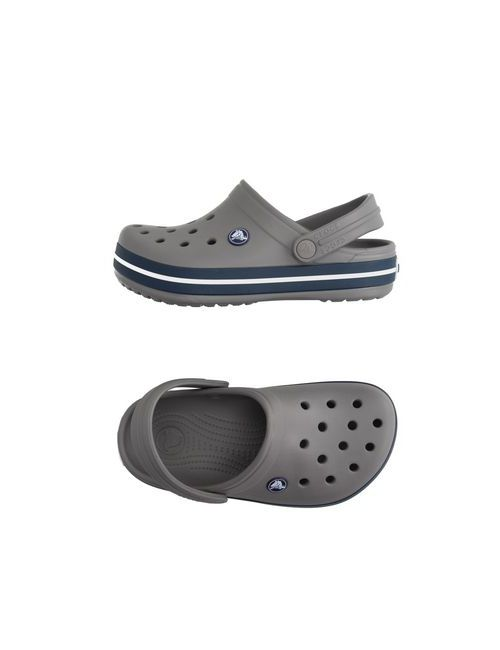 Crocs | Женские Серые Сандалии