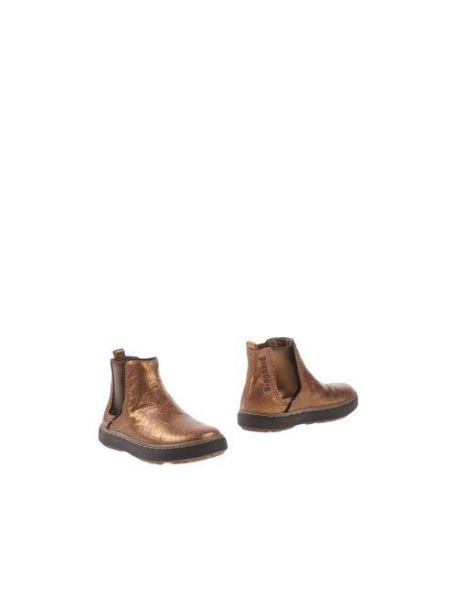Bisgaard   Мужские Бронзовые Полусапоги И Высокие Ботинки