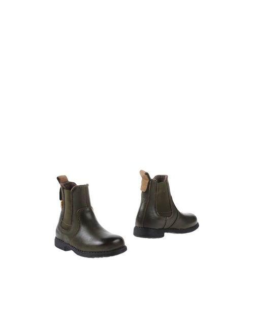 Bisgaard | Мужские Зелёные Полусапоги И Высокие Ботинки