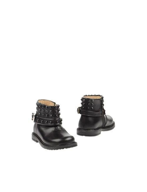 Florens Le Piccole | Мужские Чёрные Полусапоги И Высокие Ботинки