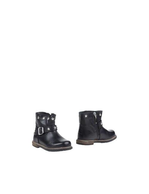 Armani Junior | Мужские Чёрные Полусапоги И Высокие Ботинки