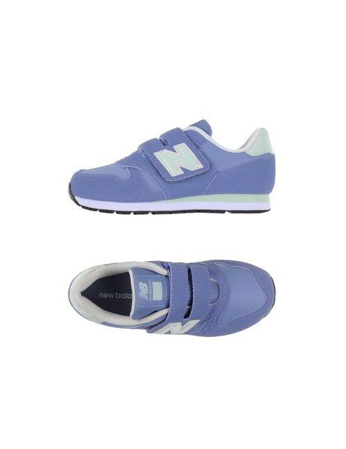 New Balance | Мужские Фиолетовые Низкие Кеды И Кроссовки