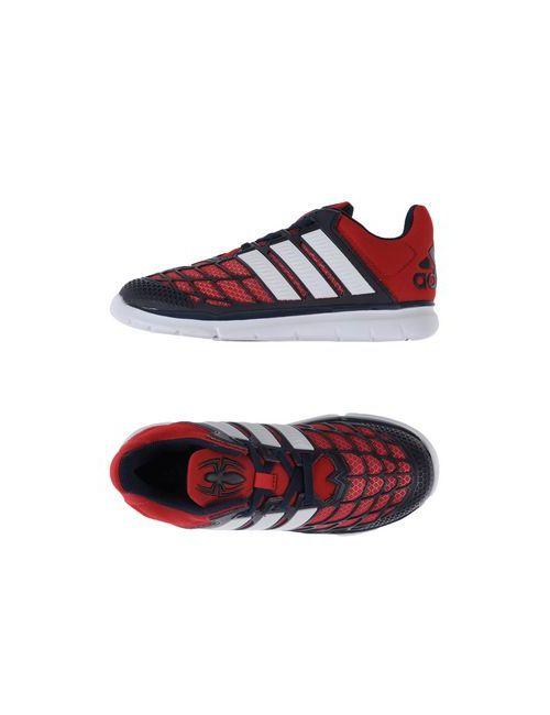 adidas Originals | Мужские Красные Низкие Кеды И Кроссовки