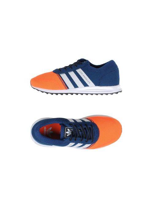 adidas Originals | Мужские Оранжевые Низкие Кеды И Кроссовки