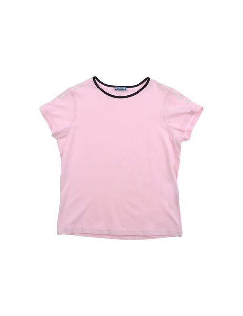 Brema | Женская Розовая Футболка