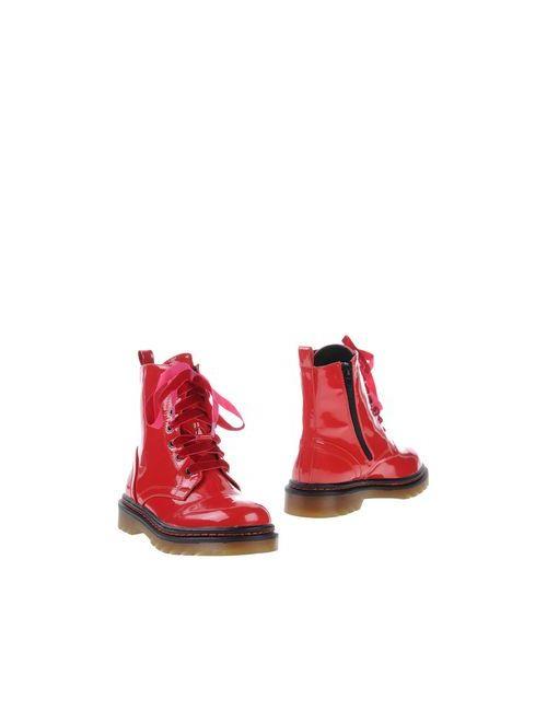 Heach Dolls By Silvian Heach | Мужские Красные Полусапоги И Высокие Ботинки
