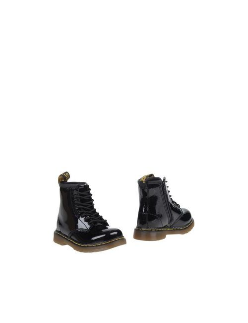 Dr. Martens | Мужские Чёрные Полусапоги И Высокие Ботинки
