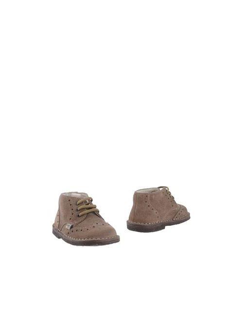 Il Gufo | Мужские Хаки Полусапоги И Высокие Ботинки