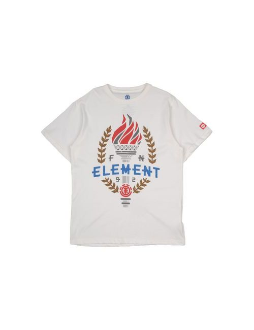 Element | Женская Белая Футболка