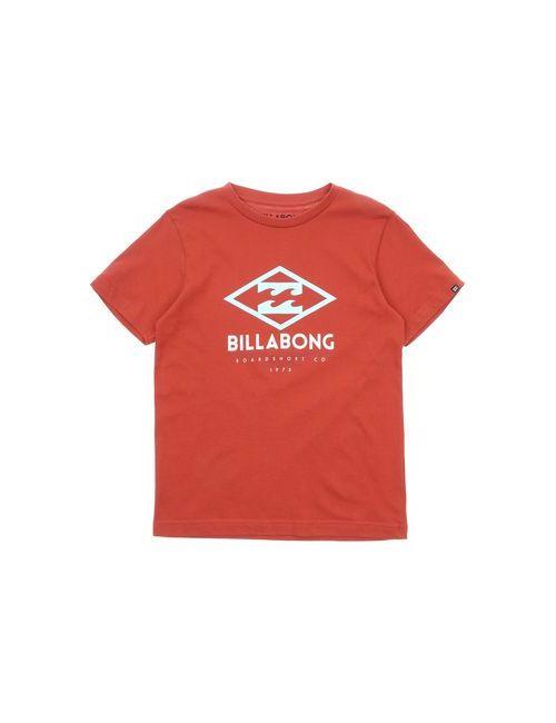 Billabong | Женская Красная Футболка