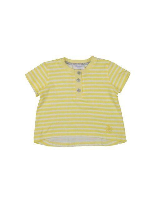 Bonnie Baby | Женская Жёлтая Футболка
