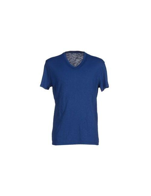 Third Denim Ltd. | Женская Синяя Футболка