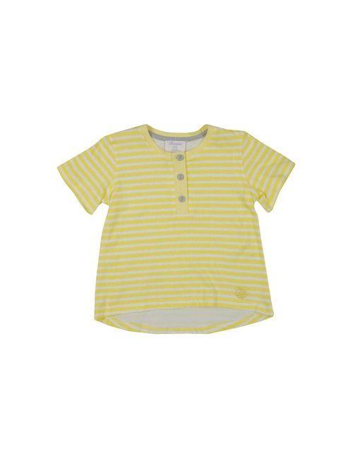 Bonnie Kids | Женская Жёлтая Футболка