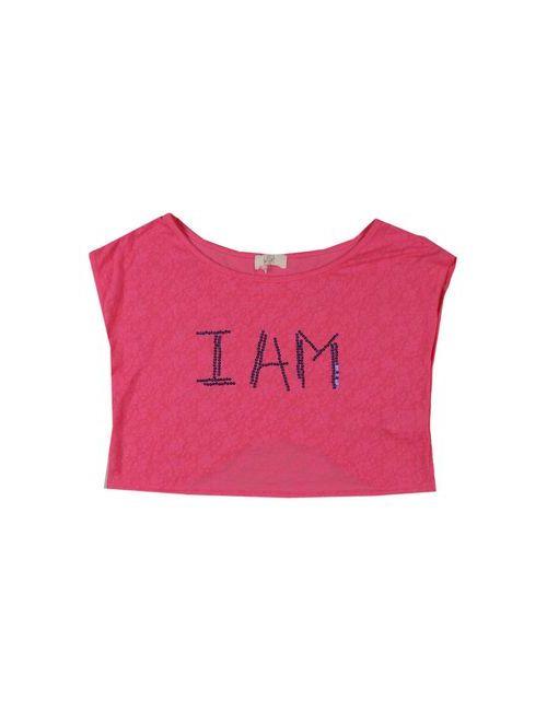 I AM :-) WHAT (-: I AM | Женская Футболка