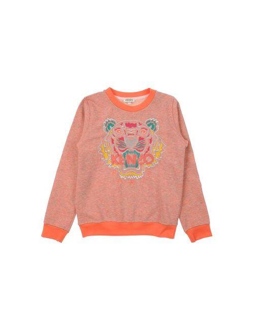 Kenzo Kids | Розовая Толстовка