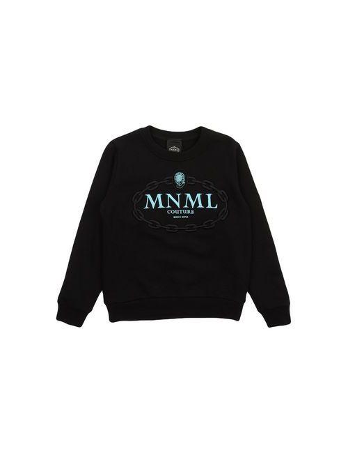 MNML COUTURE | Женская Чёрная Толстовка