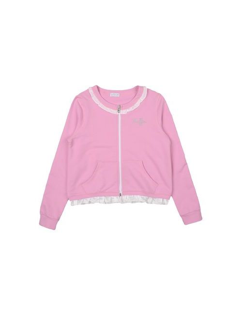 Muffin & Co. | Женская Розовая Толстовка